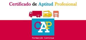 Logo CAP, Cartificado de Aptitud Profesional